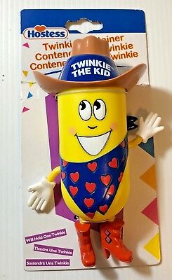 Hostess TWINKIE THE KID Holder Storage Container NEW In Original Packaging