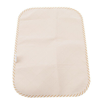 Newborn Baby Changing Pad Infant Cover Toddlers Waterproof Urine Mat BS