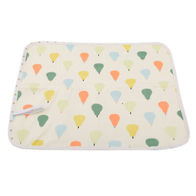 Baby Nappy Changing mat Foldable change Clutch Portable Foldable Washable Pad BS