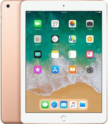 Apple iPad 2018 (6.te Gen) 32GB Wi-Fi , gold (MRJN2FD/A)