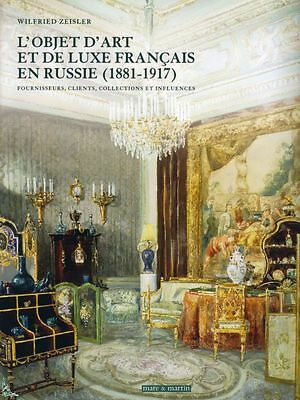 Objects of art and French luxury in Russia (1881 - 1917)