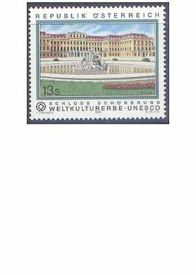 AUSTRIA 1999 SCHONBRUNN PALACE WORLD HERITAGE (1) Unhinged Mint SG 2528