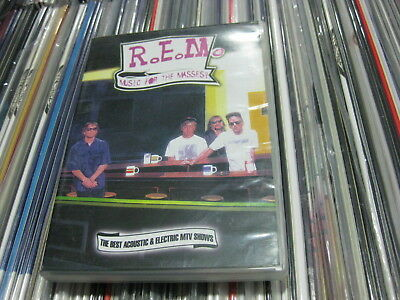 Rem R.e.m Dvd Music For The Masses?