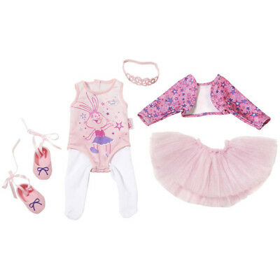 Baby Born Boutique Deluxe Ballerina Baby Doll Outfit