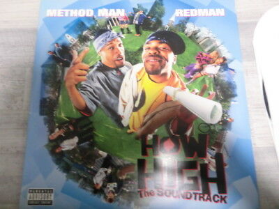 Method Man Redman How High OST The Soundtrack Doppel Vinyl LP