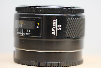 Minolta Sony 50Mm/1.7 Af Very Good Conditions