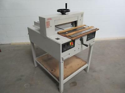 Ideal 4810A Industrial Paper Cutter T89072