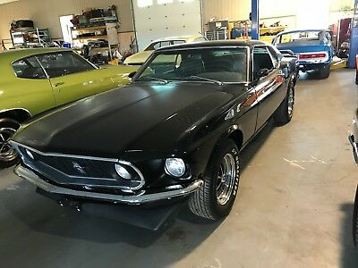 1969 Ford Mustang BOSS 1969 FORD MUSTANG BOSS 302 (CLONE)