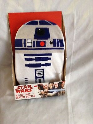 A Star Wars Hot Water Bottle Cover And Hot Water Bottle New In Box
