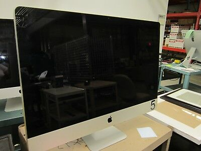 "27"" Apple iMac 3.4 GHz Intel Core i7 8GB RAM 1TB HD"