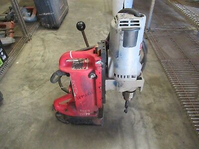"""Milwaukee 3/4"""" Magnetic Drill Press"""