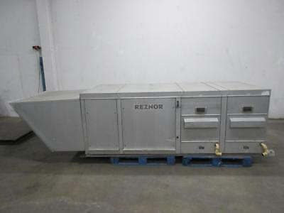 Reznor RPBL600-8-S-2-H Packed Duct Furnace Industrial Commercial 600 mbh