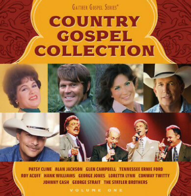 Various Artists - Country Gospel Collection (Various Artists) [New CD]