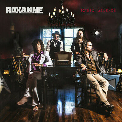 Roxanne - Radio Silence [New CD] Explicit
