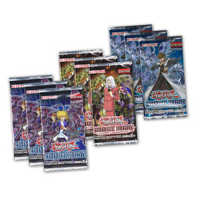 Yu-Gi-Oh! Legendary Duelists 9 Booster Set Ancient Millennium White Dragon Abyss