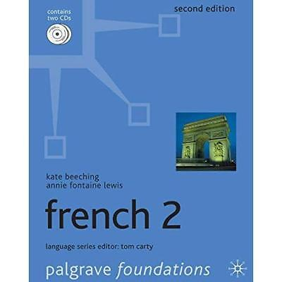 Foundations French 2: 0 - Paperback NEW Lewis, A. Fonta 2008-06-26