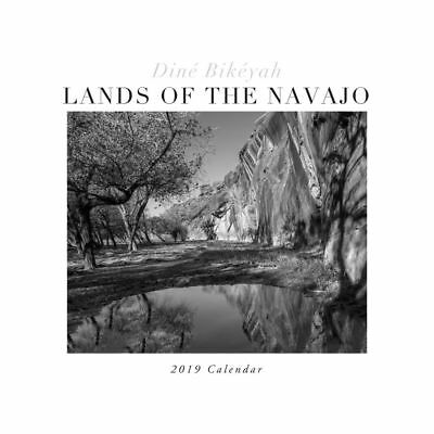 2019 Lands of the Navajo Wall Calendar, Landscapes by Rocky Top Press