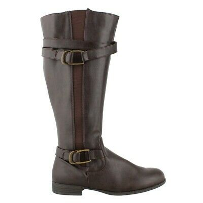 77467fd9925c Lifestride Fantastic Tall Womens Boots Knee High Low Heel