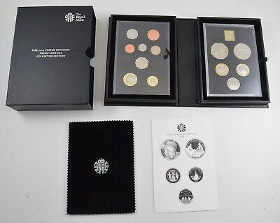 2015 United Kingdom 14 Piece Proof Coin Set - Collector's Edition *6794