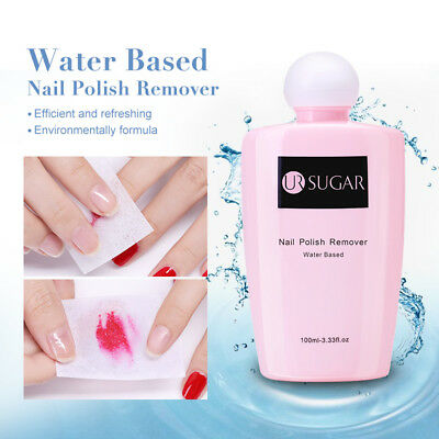 UR SUGAR Nail Polish Remover Water Based Nail Remover Cleaner Manicure Care Tool
