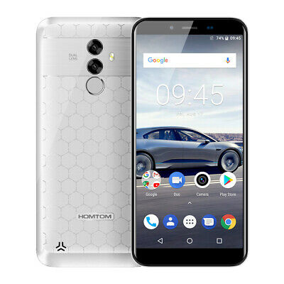 HOMTOM S99 4+64GB MTK6750 Octa core processor Face ID Android 8.0 4G Smartphone