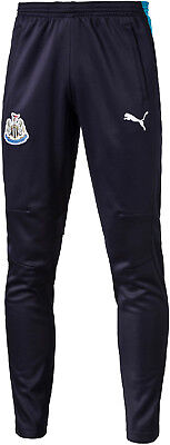 Puma Newcastle United 2016/17 Junior Training Pants - Navy