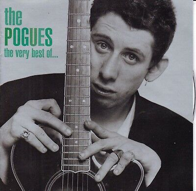 THE POGUES The Very Best Of... CD   SirH70