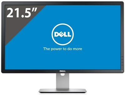 "21,5"" (54,6cm) LED-TFT DELL P2214H 8ms IPS 1920x1080 Pivot schwarz/silber A-Ware"
