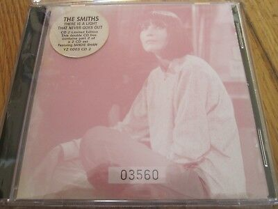 The Smiths – There Is A Light That Never Goes Out  [RARE UK CD SINGLE] NEW RARE