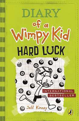 Hard Luck (Diary of a Wimpy Kid book 8) by Kinney, Jeff