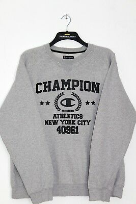 online shop check out super quality CHAMPION VINTAGE LOGO Spell Out Crew Neck Sweatshirt,Jumpers ...
