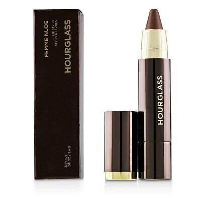 HourGlass Femme Nude Lip Stylo - #N5 (Golden Peach Nude with Shimmer) 2.4g