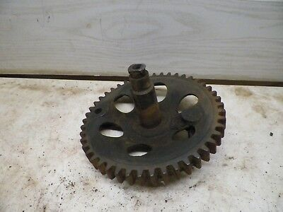 Old Cast Iron Farm Implement Sprocket Gear for Steampunk deco Lot F