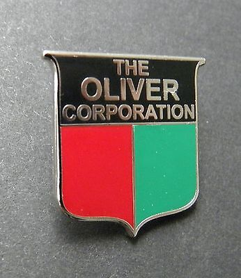 Other Rare Pin Badge Oliver Corporation Tractor #1