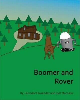 Boomer and Rover (Paperback or Softback)