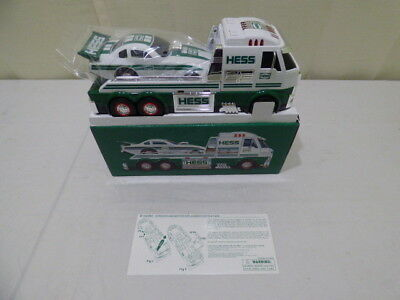Hess Toy Truck and Dragster 2016 Collectible Toy Truck NIB
