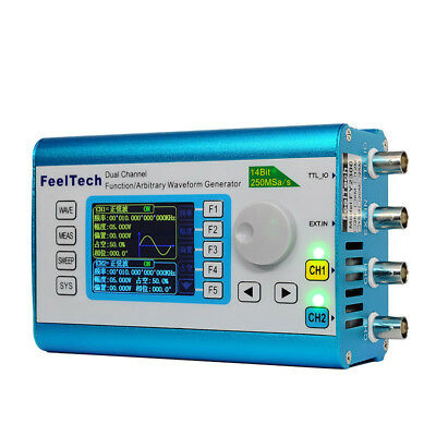 FY2300H Dual Channel Function Arbitrary Waveform Generator 25M Frequency Signal