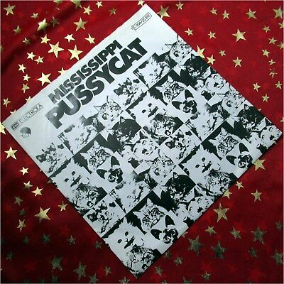 PUSSYCAT - Mississippi (engl.) / Do it * KULT 1975 * TOP (M-:)) PREIS HIT SINGLE