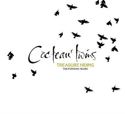 Cocteau Twins - Treasure Hiding: The Fontana Years [New CD] UK - Import
