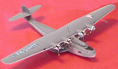 1/16 MASSSTAB Martin M-130 China Clipper 249cmws Wasserflugzeug Plans und