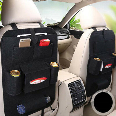 Auto Car Seat Storage Bag Child Safety Seat Multi Pocket Organizer Truck Pouch