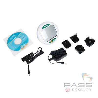 NEW Extech CO210 Desktop Indoor Air Quality CO2 Monitor/Datalogger with Software