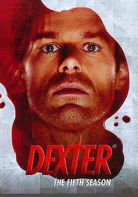 Dexter: The Fifth Season 5 (DVD, 2011, 4-Disc Set) BRAND NEW