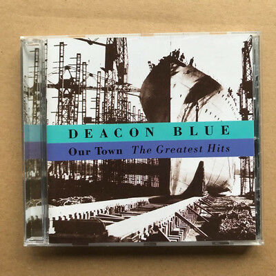 Deacon Blue Our Town - Greatest Hits Cd 1994 19 Track Eu