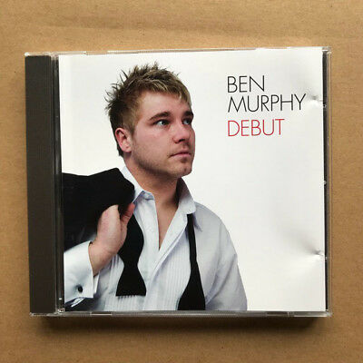 Ben Murphy Debut Cd Rare Cd - Not Dated - Indentation Marks On Front Insert (Cro