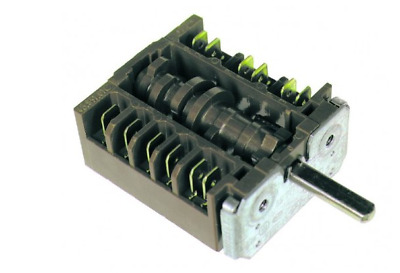 Complete Selector Switch for Oven cooker 91204784 6 position D057011 EGO