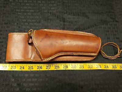 """Hunter Holsters Leather Holster for Rossi All Double Action 3/"""" RH OWB 1100-8"""