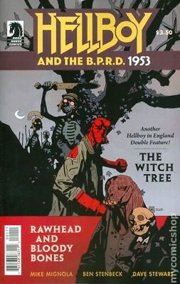 Hellboy and the B.P.R.D 1953 The Witch Tree and Rawhead & Bloody Bones #1 VF