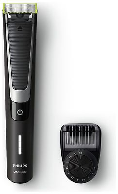Philips QP6510 Wet and Dry OneBlade Pro Cordless Trim, Edge and Shave.