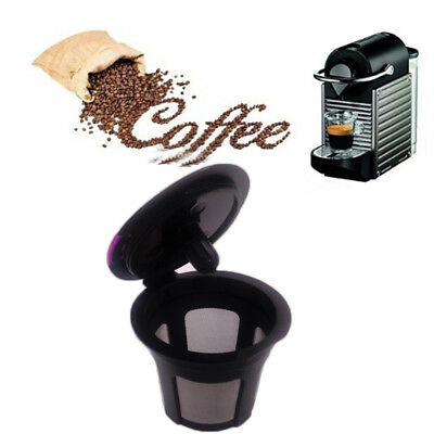 Reusable Drinkware Coffee Filter Cup k-cup Filter Basket Coffee Capsules Pods